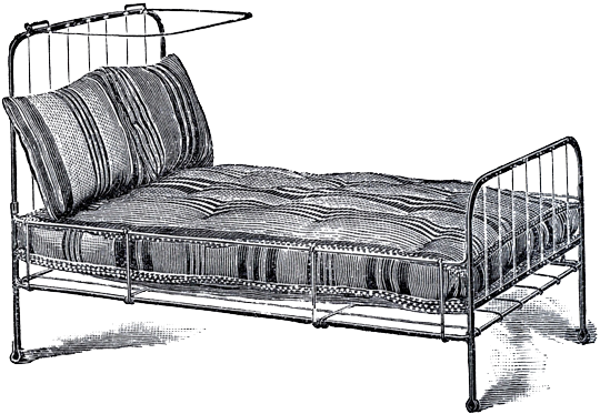 Iron-Bed